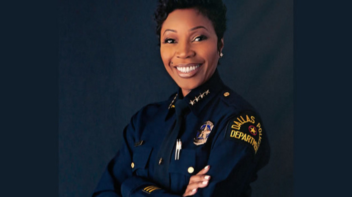 Paying Homage to an HBCU Sistah:  Chief Reneé Hall